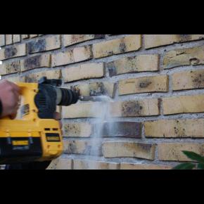Hulmursisolering med Ny teknologi
