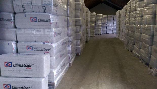 Papirisolering Climatizer Plus