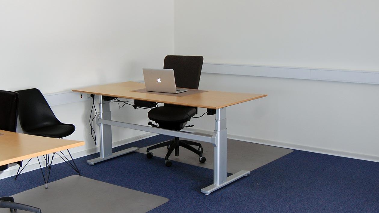 Lej en skrivebordsplads og kontorplads til din virksomhed
